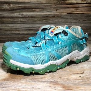 Salomon Techamphibian Blue Waterproof Shoes Women